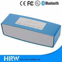 10W Subwoofer ROHS Mine Bluetooth Speaker For Car