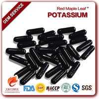 Private Label Reduce Weight Potassium Chlorate Capsules 1000mg