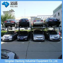 supplier of top brand auto car parking equipment