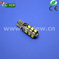 2017 error free t10 bulb 24smd 2835 t10 194 canbus led for cars china auto parts imported