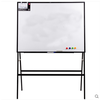 Magnetic H Stand Whiteboard Adjustable Dry