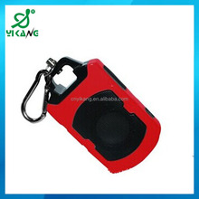 Best Outdoor treval speaker,plastic cover and gently mini bluetooth speaker box for hike or car drive.