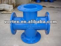 Ductile iron pipe fitting China