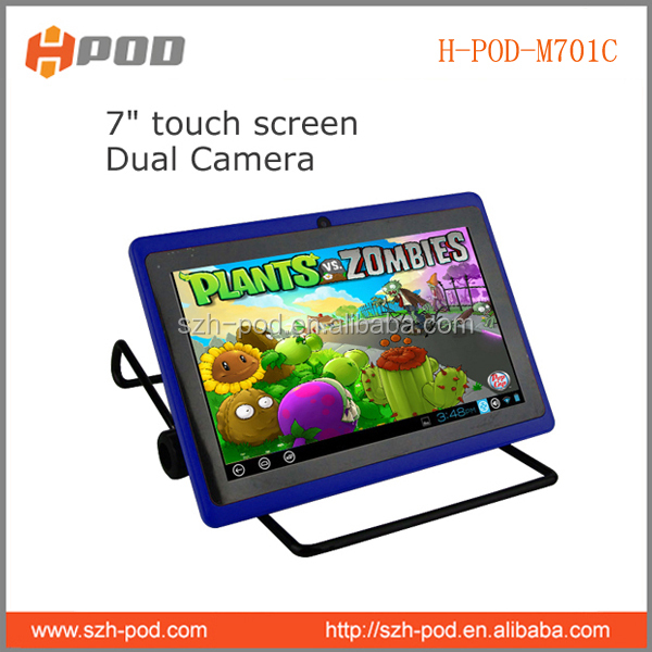 "Tablet pc 7"" Capacitive touch, Resolution 800*480(16:9),<strong>battery</strong> 2500mAh"