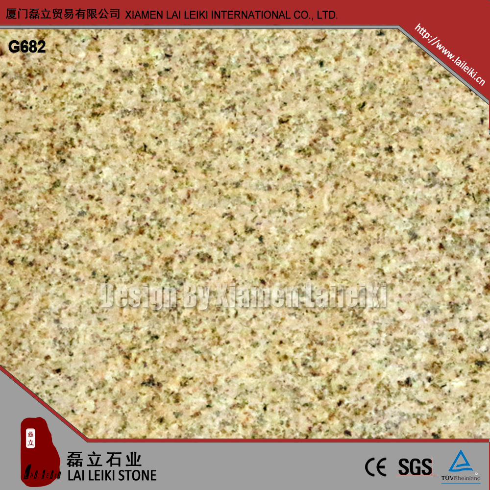China Yellow Bianco Sardo Granite Slab