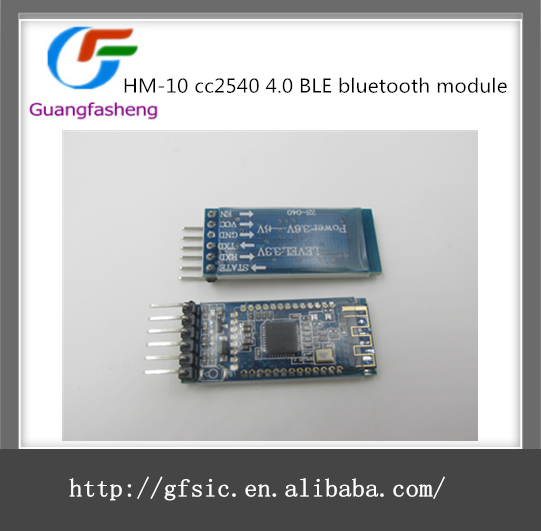 HM-10 BLE Bluetooth 4.0 CC2540 Serial Wireless Transmitter Module