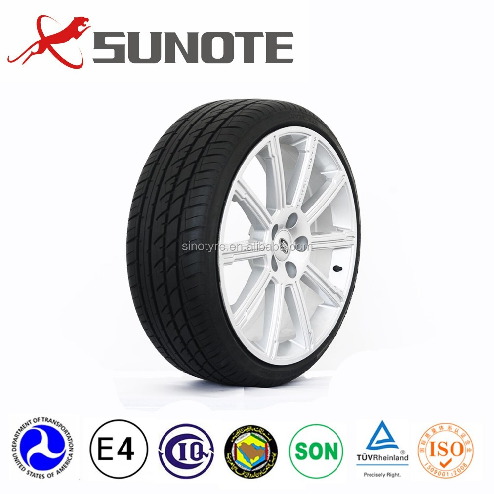 New crazy selling brand car tyres prices tire 225/55ZR17 hot sales