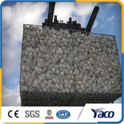 High quality gabion mesh container for sale