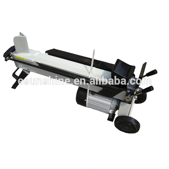 electric log splitter or 6T log splitter or small log splitter