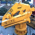16 ton Hydraulic marine knuckle boom deck crane (1-16 ton available)