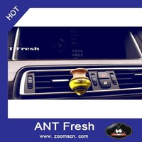 ANT Fresh Cute Air Freshener Perfume Fragrance Diffuser for Car / Motor / Home variety of flavors Optional