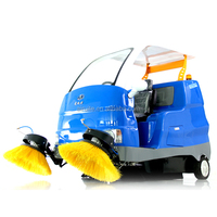 ART S18X mechanical cleaning equipment sweeper