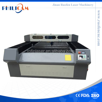 Mixed 260w laser cutting machine for stainless steel and non-metallic top selling