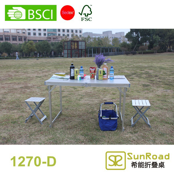 0.8m Fashion picnic folding table