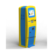 LKS self service stand alone kiosk payment terminals