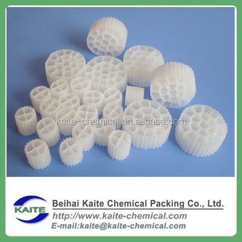 Koi pond bio filter media of hdpe material buy koi pond for Koi filter material