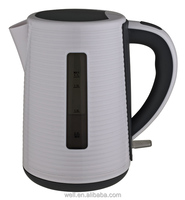 1.7L BPA free Automatic Electric Plastic cordless water kettle