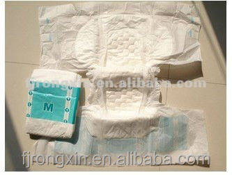 Disposable Cheap printed adult diaper free sample of adult diaper