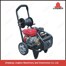 Lingben Zhejiang China car wash cleaning equipment for sale factory price in India 5.5hp engine 150Bar 2200PSI LB-170D