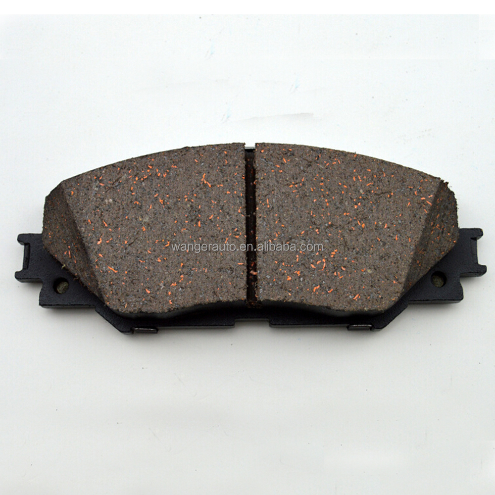 Auto Parts Front Disc Brake Pad Assembly 04465-42160 0446542160 for TOYOTA NOAH Parts