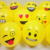 Latex printed emoji advertise balloon kids toy creative smiling face balloon