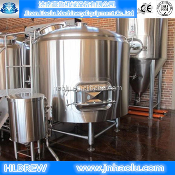 HL-1000Beer making machine & Beer brewing equipment