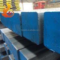Hot Rolled Square Solid Steel Bar 5sp Steel Billets Size 120*120mm ...