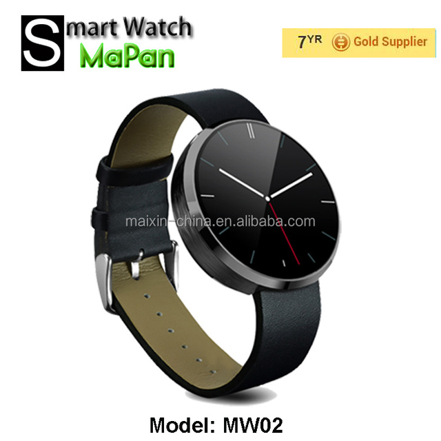 Pedometer smart watch phone, supports camera watch phone with hear rate monitoring