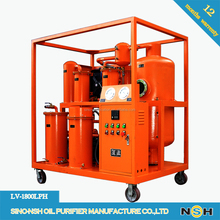 Normal Appearance Type Waste Oil Lubrication Equipment Oil Filter Systems