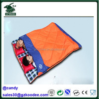 double cotton sleeping bag,travel sleep bag