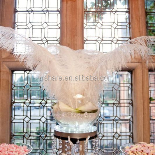 Beautiful Unique and handmade feather for wedding party decor