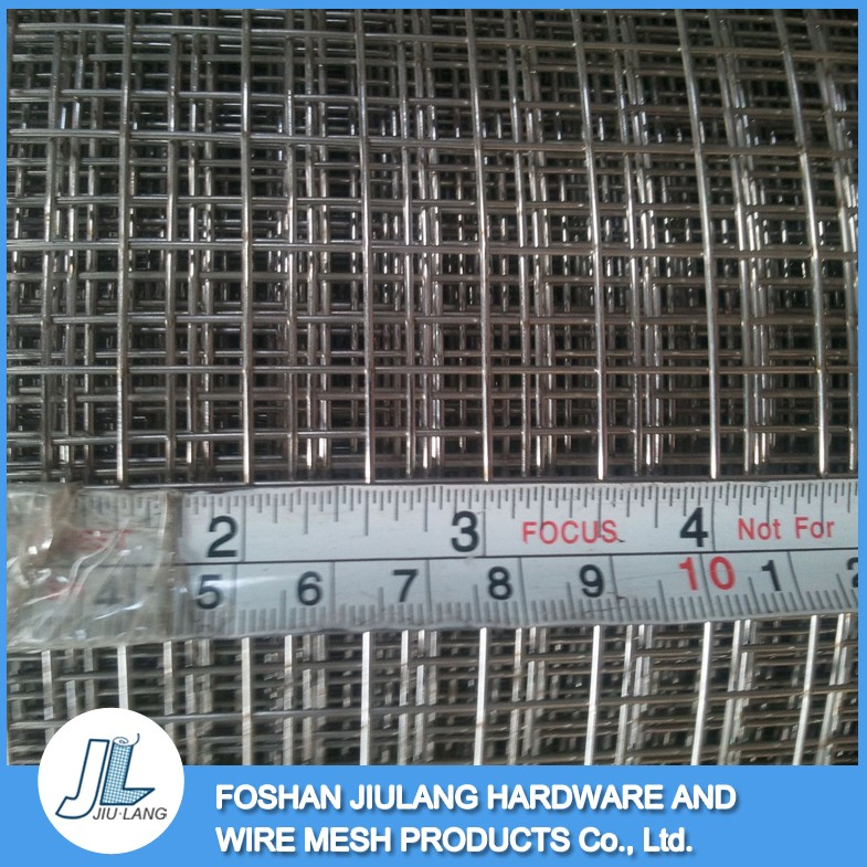 Professional custom 304 stainless steel welded wire mesh