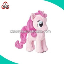 professional manufacturer custom cute cute plush horse toys