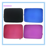 "Laptop/Pad bag 7"" inch waterproof ultra-thin zipper bag Laptop/Pad protective sleeve"