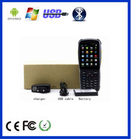touch screens industrial machine pda3501 android pda/passport reader/mrz ocr scanner pda specification