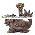 Dragon Turtle, Fengshui draon turtle , Dragon Turtle with Wen Chang Pagoda