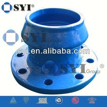 Ductile Iron Pvc Socketed Pipe Fittings of SYI Group