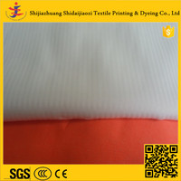 Polyester Cotton 90/10 Pocketing White Poplin Woven Fabric