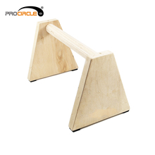 Wooden Material Fitness Push up Bar