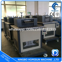 Heavy duty horizontal plastic recycling granulator price