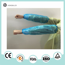 Medical Disposable PE Material Long Sleeve