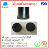 Dongguan factory customed rubber foot caps