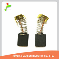carbon brushes for bosch HM1201 HR5000 8600 HM1200 HR3850
