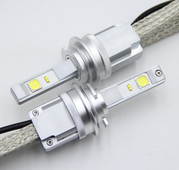 EMC high quality 60W 14000LM h15 crees led Canbus head light Canbus H15 XHP70 led headlight for Mazda Ford