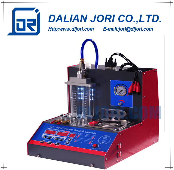 Diesel common rail injector tester and cleaner