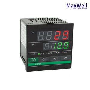 CH-702 pid manual maxthermo temperature controller mc
