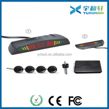 Hot selling car parking sensor system with led display