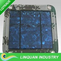 3W thin film flexible durable Solar Battery Chargers