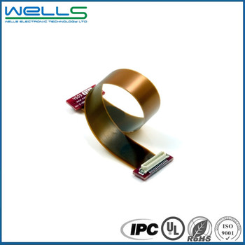 Custom multilayer flexible pcb assembly fpc flex pcba manufacture