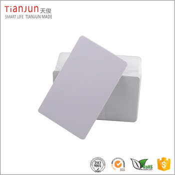 EM4200/TK4100 blank 125khz rfid bus ticket smart card
